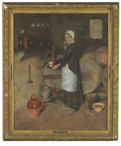 Arthur Hoeber (American, 1854-