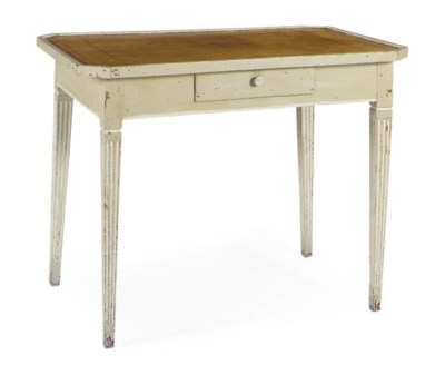 A FRENCH PROVINCIAL WRITING TA