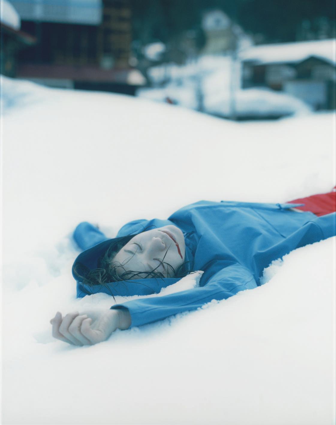 Yuki Nae wears Jil Sander #253, 2000