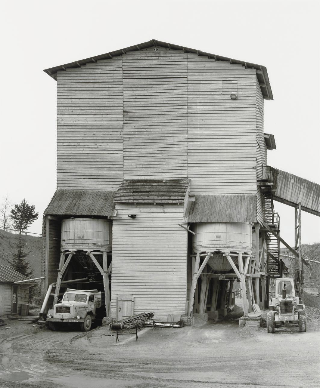 BERND & HILLA BECHER (1931-200
