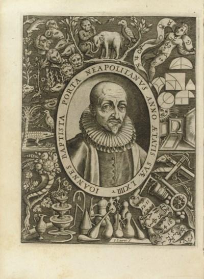 PORTA, Giovanni Baptista della