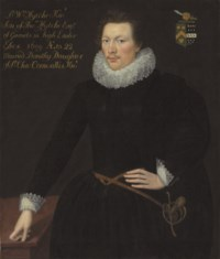 Portrait of Sir William Fytche, half-length