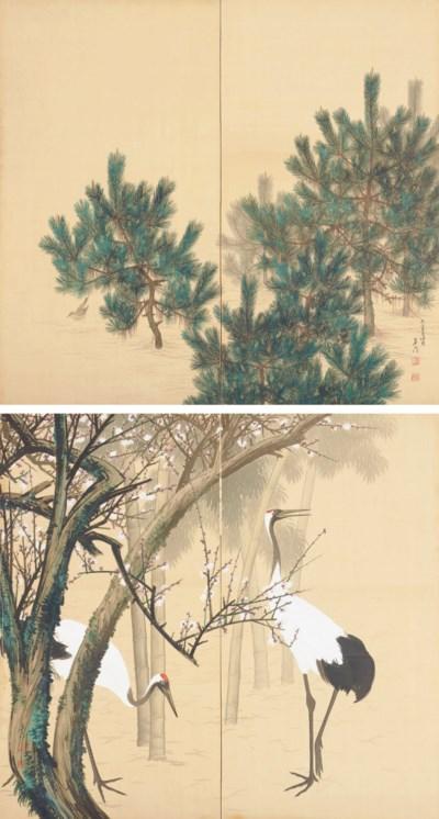 Yamauchi Tamon (1878-1932)