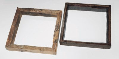 A Wood Hearth Edge Made of Woo