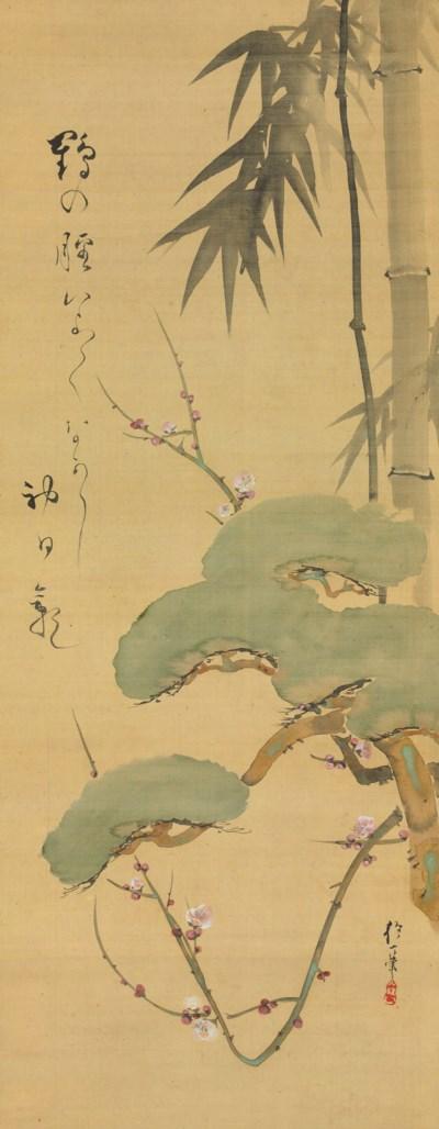 Sakai Hoitsu (1761-1828)
