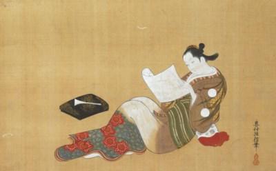 Okumura Masanobu (1686-1764)
