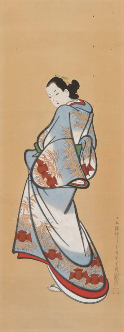 Tosendo Rifu (act. ca. 1730)