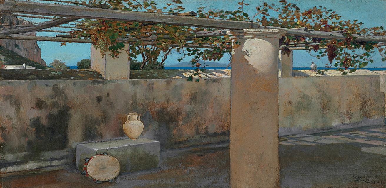 Capri Pergola