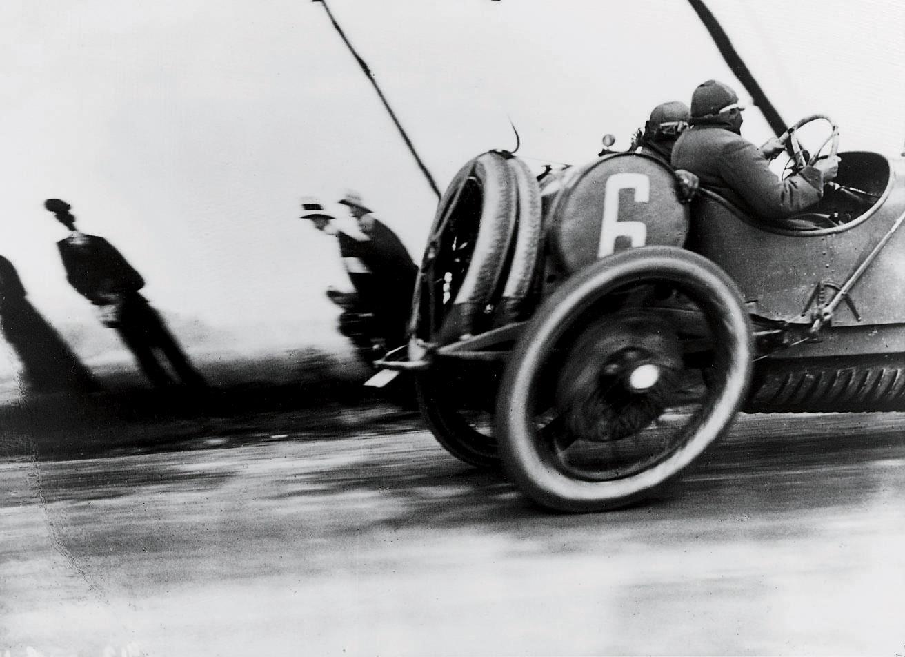 Grand Prix de l'A.C.F., Automobile Delage, 1912