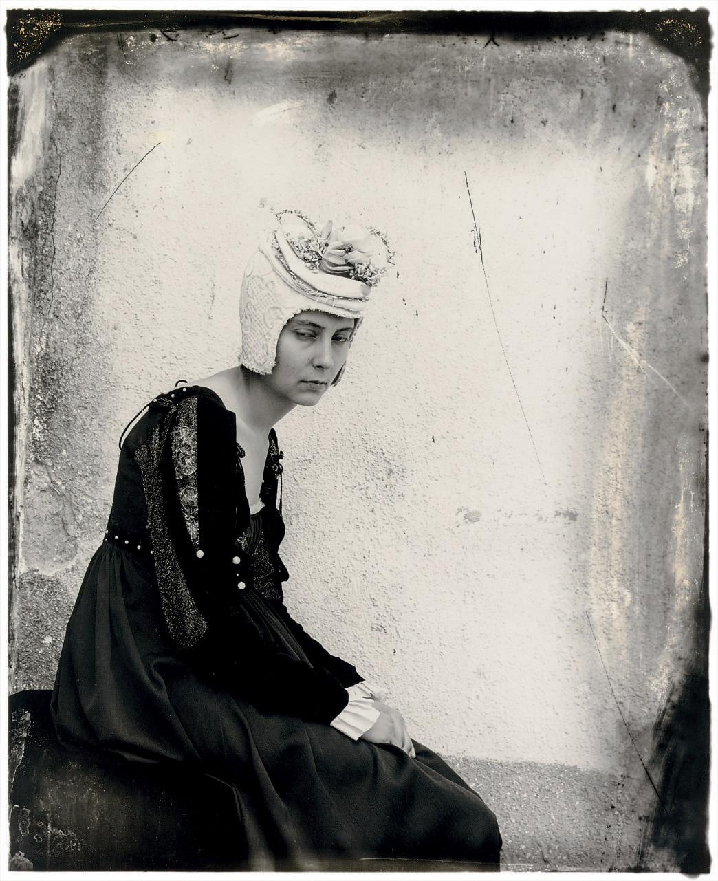 Costumed Inmate, Insane Asylum, Budapest, 1993