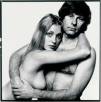 Sharon Tate and Roman Polanski, 1969
