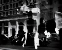 Reflections, Rockefeller Center, New York, c. 1945, from Twelve Photographs