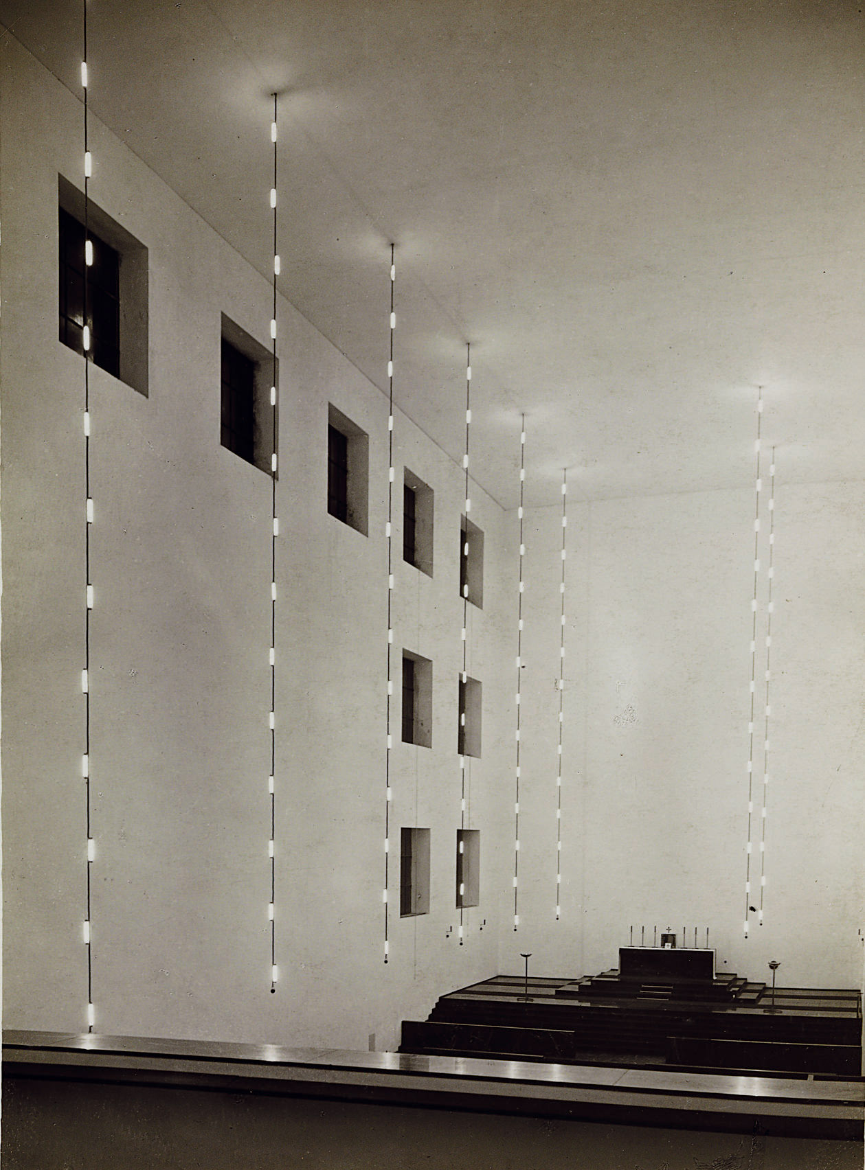Selected architectural studies, c. 1930-1950