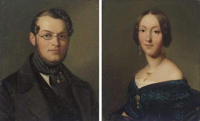 Gaston Lenthe (Dresden 1805-18