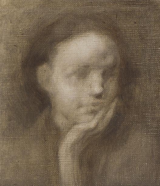 Eugène Carrière (Gournay 1849-