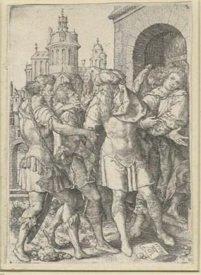 Heinrich Aldegrever (1502-c. 1