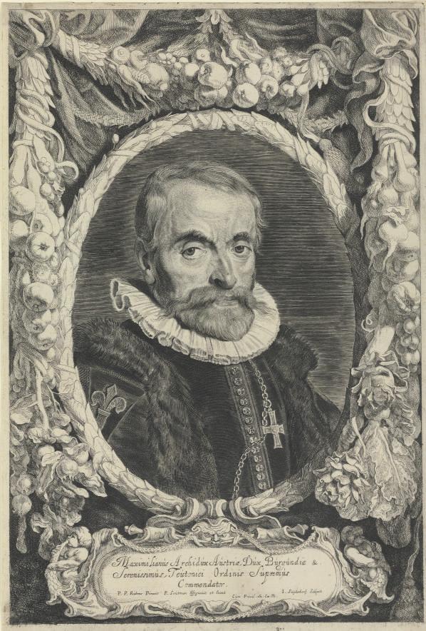 After Sir Peter Paul Rubens, B