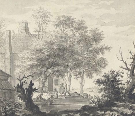 Paul van Liender (Utrecht 1731