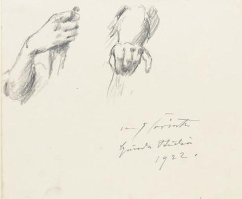 Lovis Corinth (Tapiau 1858-192