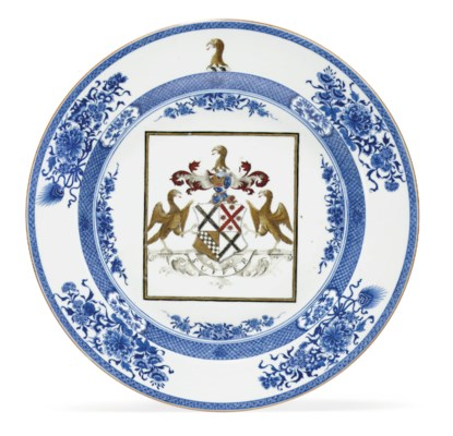 AN ARMORIAL CHARGER