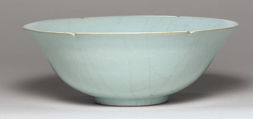 A Porcellaneous Stoneware Bowl