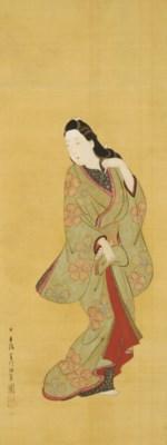 Hishikawa Moronobu (1630/31?-1