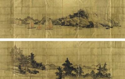 Kubota Beisen (1852-1906)