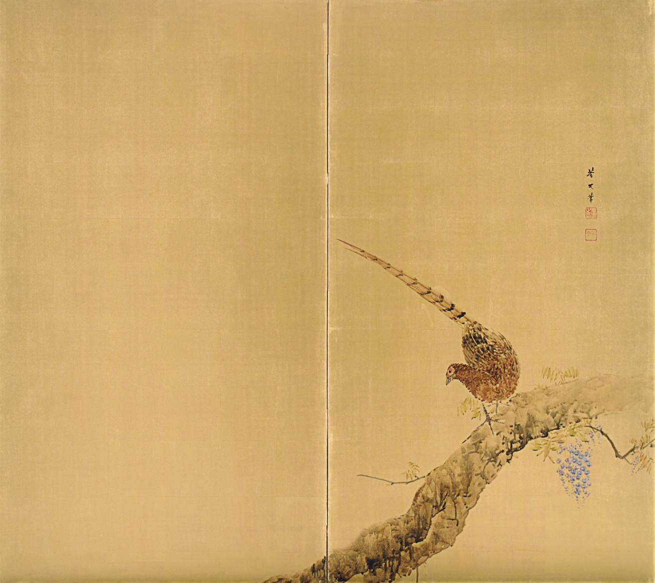 Kikuchi Hobun (1862-1918)