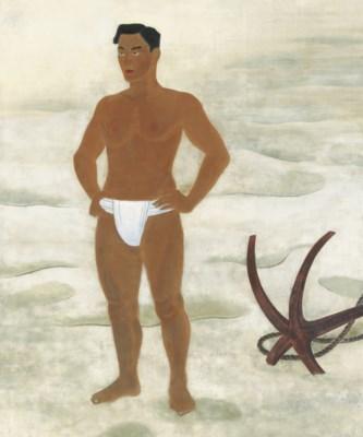 Saeki Shunko (1909-1942)