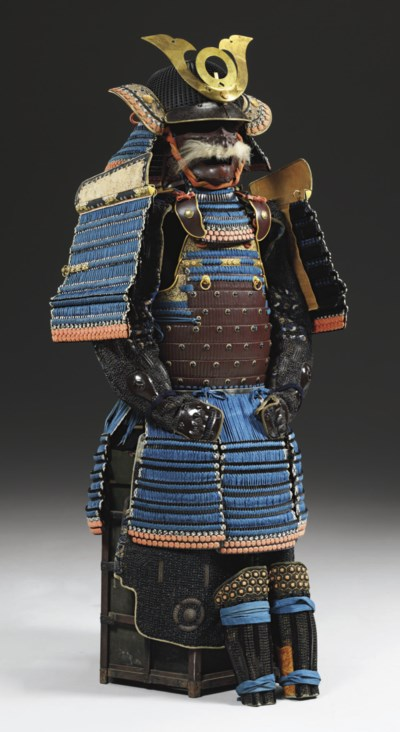 A Suit of Armor with a Byo-Toj
