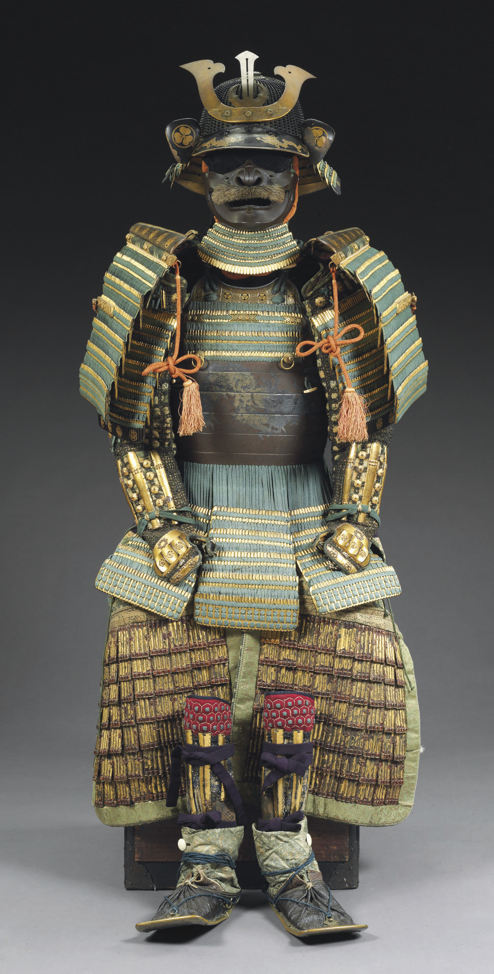 A Nimai Okegawa-Do Suit of Arm