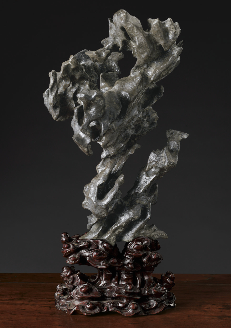 A SMALL YING SCHOLAR'S ROCK