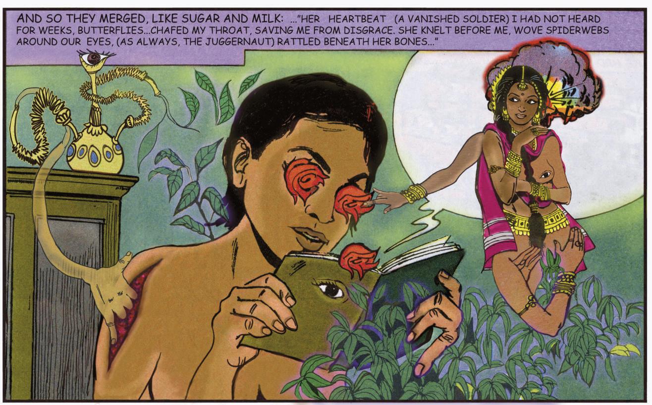 CHITRA GANESH (B. 1975)