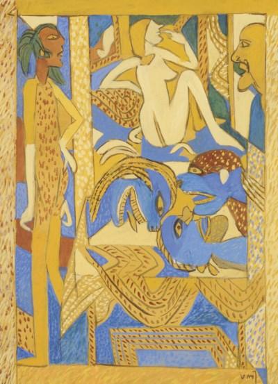 K. G. SUBRAMANYAN (B. 1924)