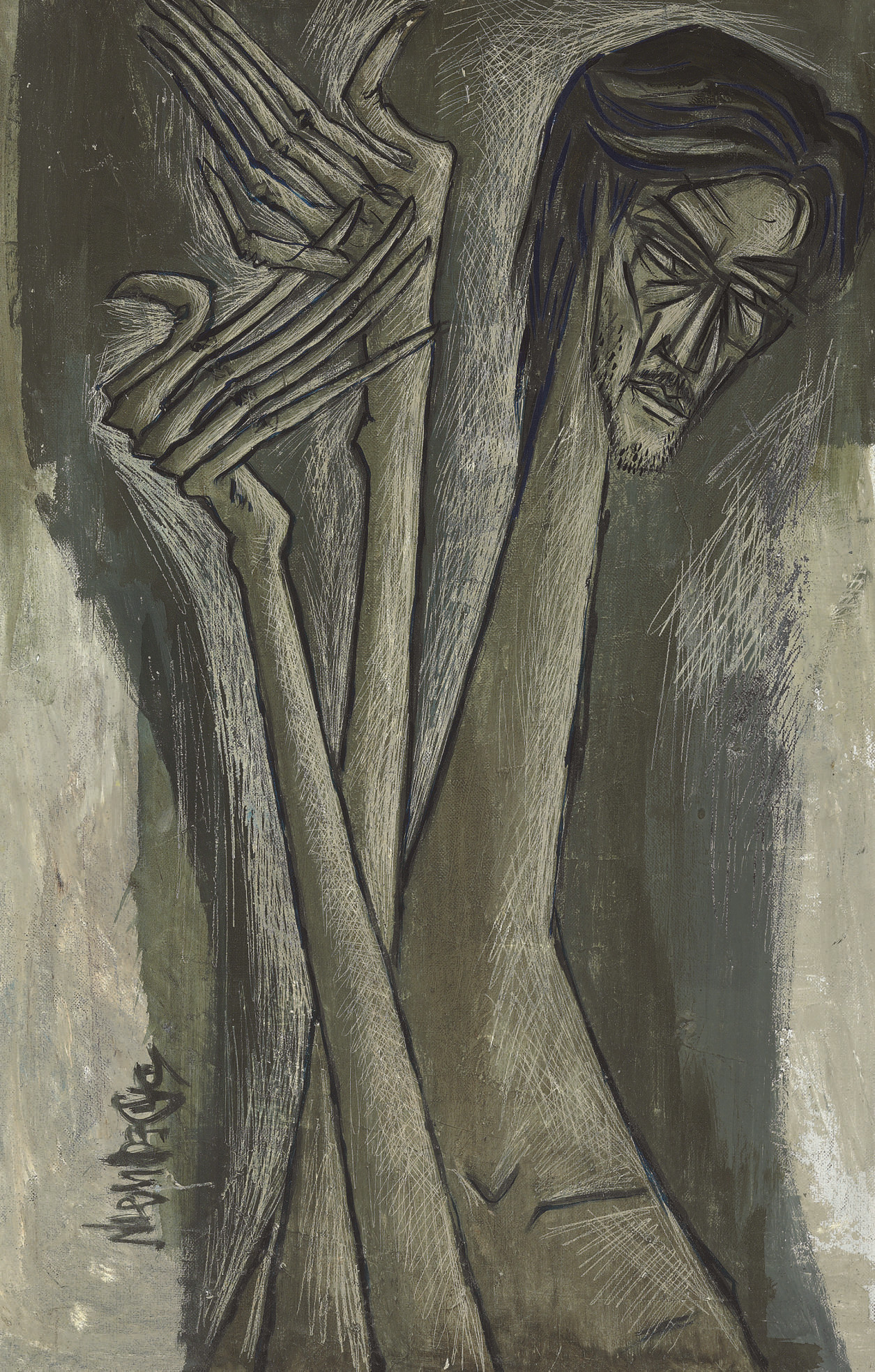SADEQUAIN (1930-1987)