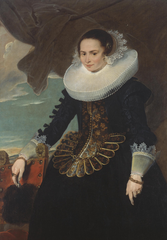 CORNELIS DE VOS (HULST 1584-1651 ANVERS)