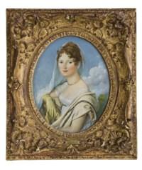 Portrait de la comtesse de La Rue