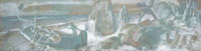 ARNOLD BOCKLIN (BALE 1827-1901