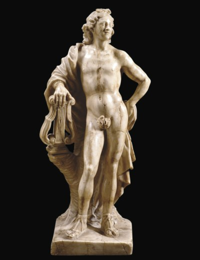 FIGURE REPRESENTANT APOLLON MU