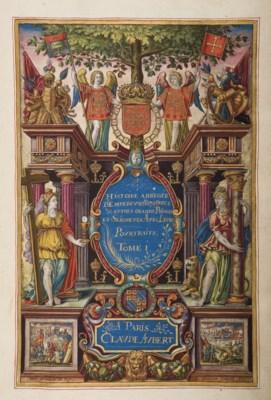 AUBERT, Claude (actif vers 164