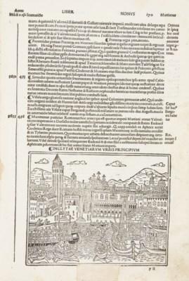 FORESTI, Jacopo Philippo, da B