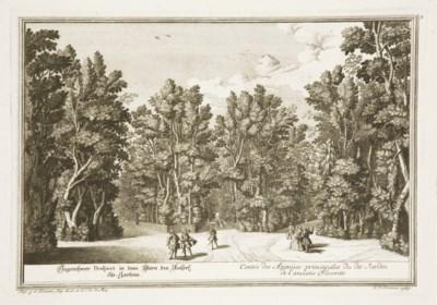 KLEINER, Salomon (1703-1761).