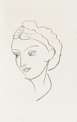 [MATISSE] -- ROUVEYRE, André (