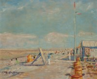 Cayeux-sur-mer, la plage
