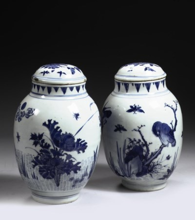 An associated pair of Chinese