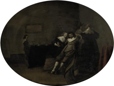 Circle of Pieter Codde (Amster