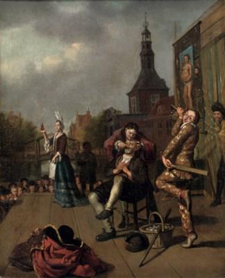 Matthijs Naiveu (Leiden 1647-1