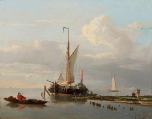 Johan Adolph Rust (Amsterdam 1