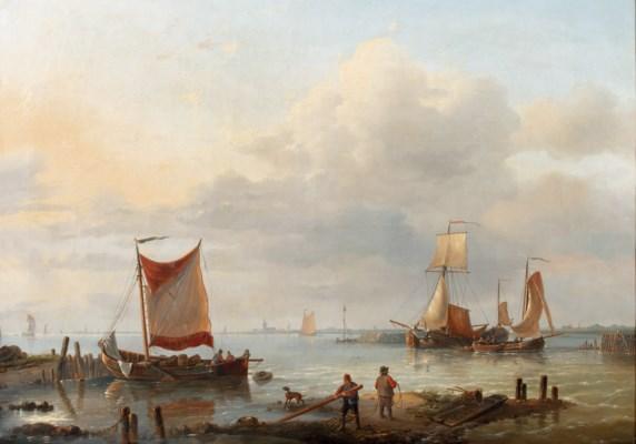 Charles Louis Verboeckhoven (W