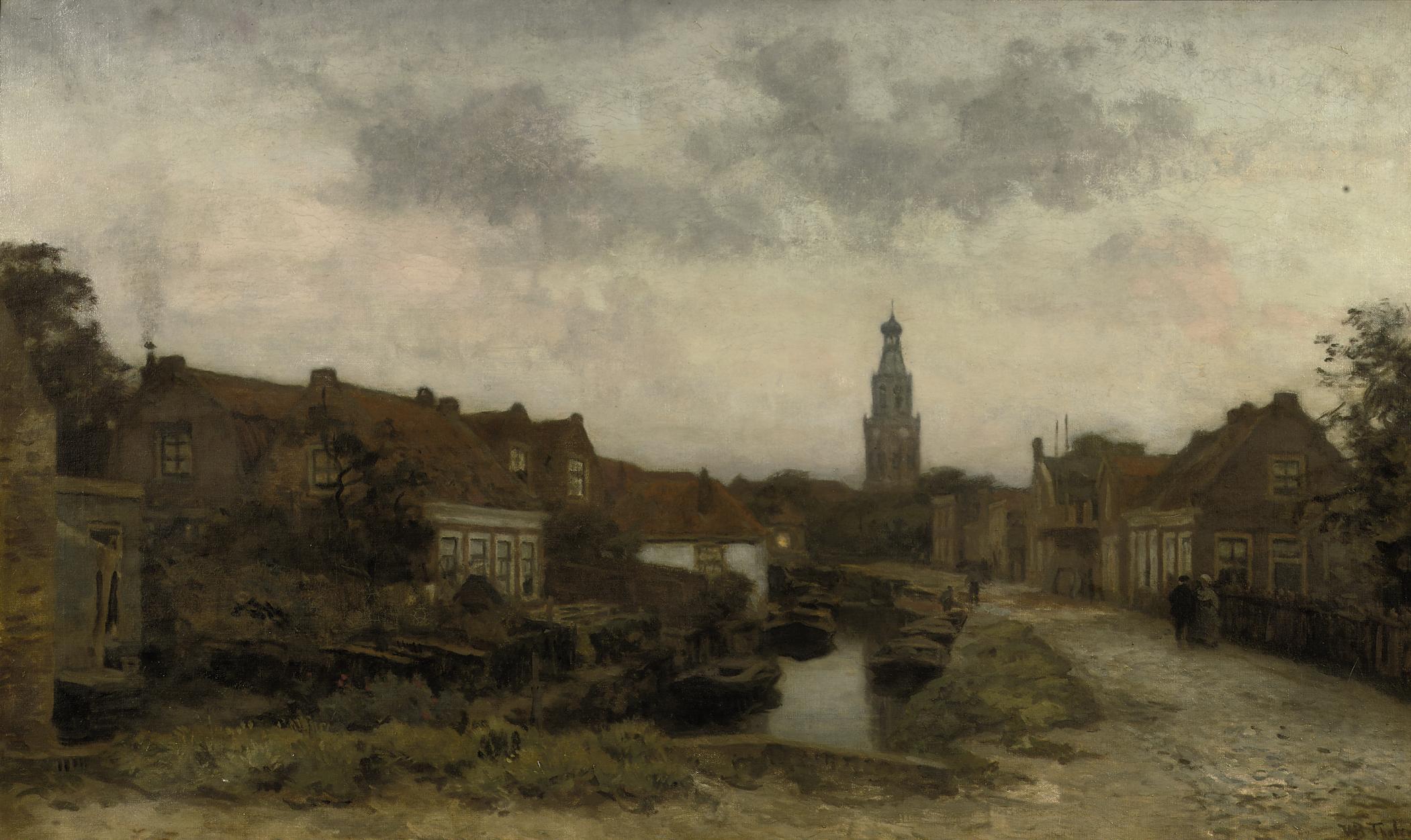 The Zuiderkerk in Enkhuizen